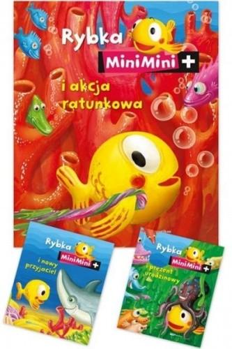 Okładka książki Rybka MiniMini