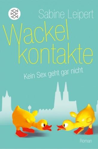Okładka książki Wackelkontakte
