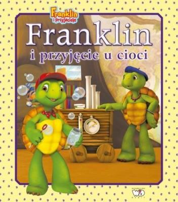 Okładka książki Franklin i przyjęcie u cioci