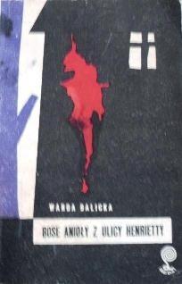 Okładka książki Bose anioły z ulicy Henrietty