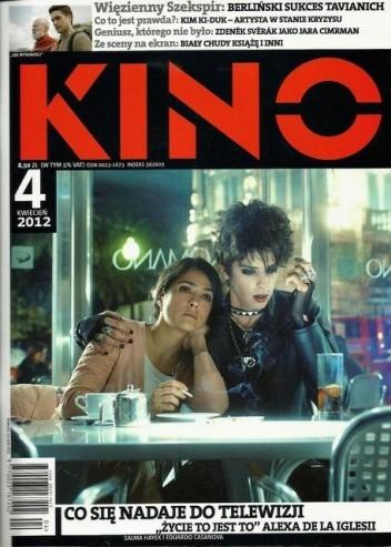 Okładka książki Kino, nr 4 / kwiecień 2012