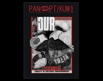 Okładka książki Panoptikum, nr 4 (11) 2005
