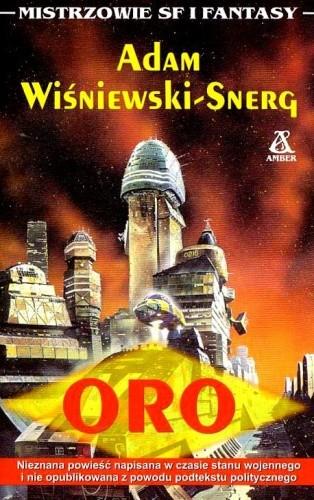 Okładka książki ORO