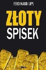 Okładka książki Złoty Spisek