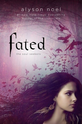 Okładka książki Fated