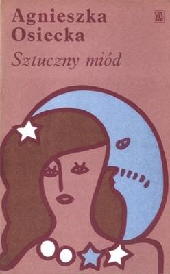 Okładka książki Sztuczny miód