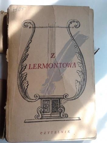 Okładka książki Z Lermontowa