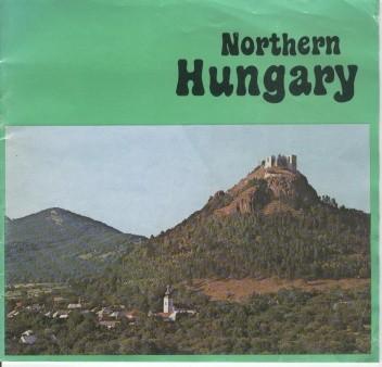Okładka książki Northern Hungary