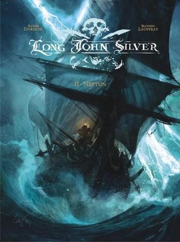 Okładka książki Long John Silver, t.2: Neptun