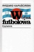 Okładka książki Wojna futbolowa