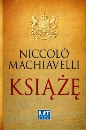 Okładka książki Książę