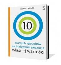 Okładka książki 10 prostych sposobów na budowanie poczucia własnej wartości