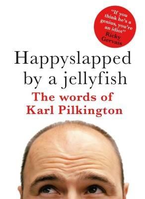 Okładka książki Happyslapped by a Jellyfish