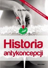 Okładka książki Historia antykoncepcji