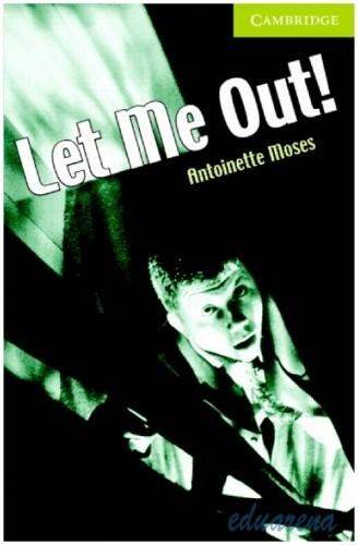 Okładka książki Let Me Out