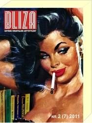 Okładka książki BLIZA - Gdyński Kwartalnik Artystyczny nr 2 (7) 2011 - Dopalacze