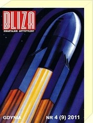 Okładka książki BLIZA - Kwartalnik Artystyczny nr 4 (9) 2011 - Rytuały współczesne
