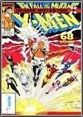 Okładka książki X-Men 3/1994
