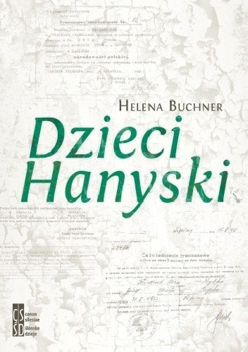 Okładka książki Dzieci Hanyski