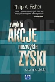Okładka książki Zwykłe akcje, niezwykłe zyski oraz inne dzieła
