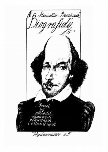 Okładka książki Biografioły