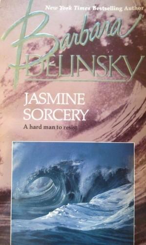 Okładka książki Jasmine Sorcery