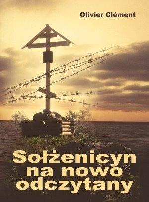 Okładka książki Sołżenicyn na nowo odczytany