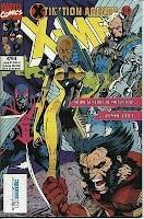 Okładka książki X-Men 4/1994