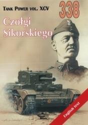Okładka książki Czołgi Sikorskiego
