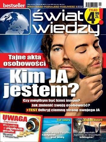 Okładka książki Świat Wiedzy (5/2012)