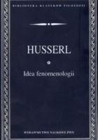 Idea fenomenologii: Pięć wykładów