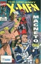 Okładka książki X-Men 6/1994