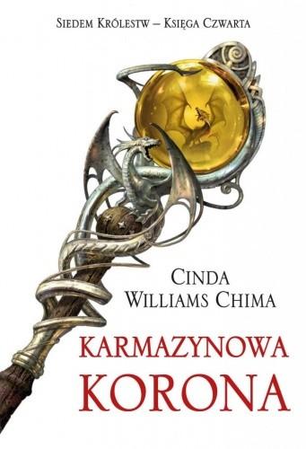 Okładka książki Karmazynowa korona