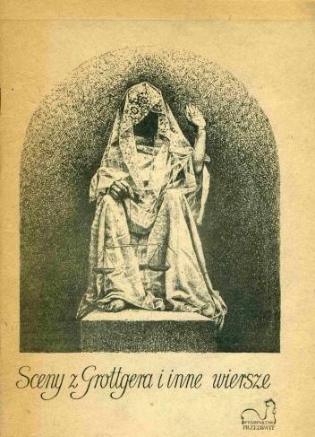 Okładka książki Sceny z Grottgera