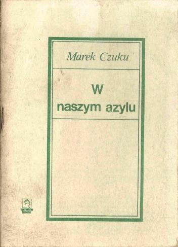 Okładka książki W naszym azylu