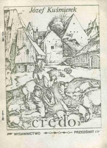 Okładka książki Credo