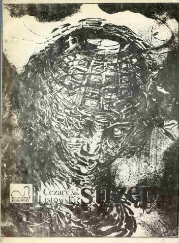 Okładka książki Strzępy