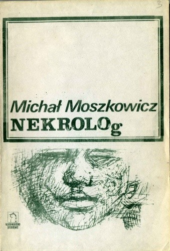 Okładka książki Nekrolog