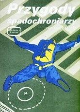 Okładka książki Przygody spadochroniarzy