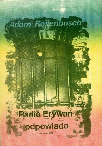 Okładka książki Radio Erywań odpowiada