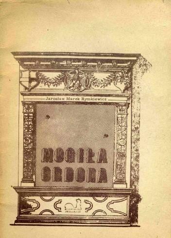 Okładka książki Mogiła Ordona