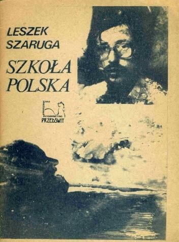 Okładka książki Szkoła polska