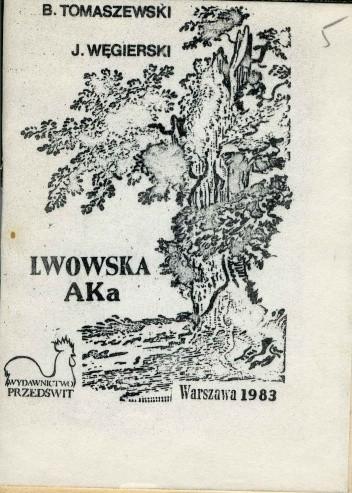 Okładka książki Lwowska AKa