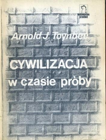 Okładka książki Cywilizacja w czasie próby