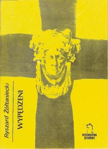 Okładka książki Wypędzeni