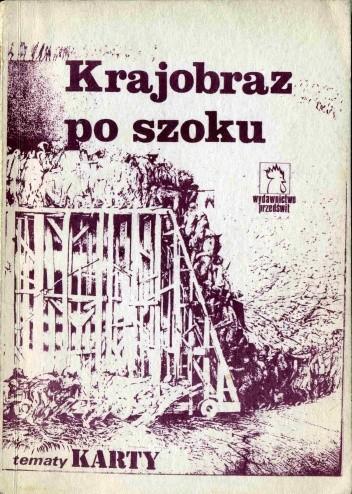 Okładka książki Krajobraz po szoku