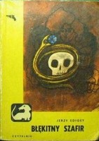 Okładka książki Błękitny szafir