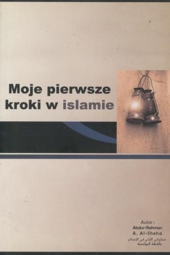 Okładka książki Moje pierwsze kroki w islamie