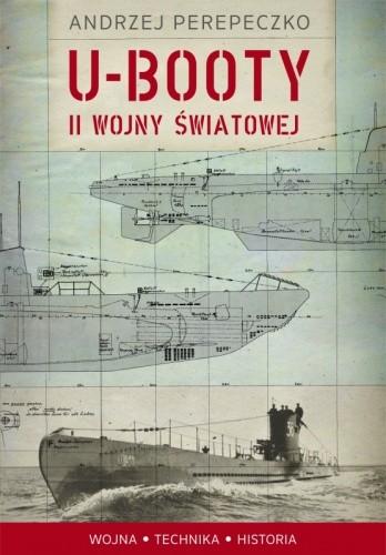 Okładka książki U-booty II wojny światowej