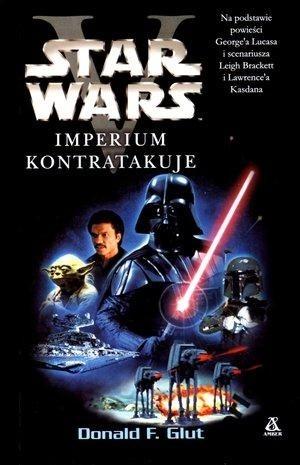 Okładka książki Imperium kontratakuje